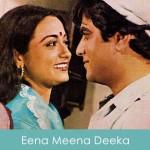 Eena Meena Deeka Lyrics Kishore Kumar Aasha 1980