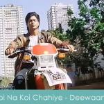 koi na koyi chahiye lyrics - deewana 1992 shahrukh khan