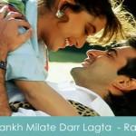 Aankh Milate Darr Lagta hai lyrics - raja 1995