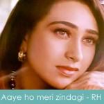 aaye ho meri zindagi mein lyrics female - raja hindustani 1996