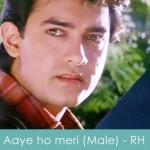 aaye ho meri zindagi mein lyrics - raja hindustani 1996