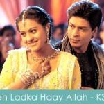 Yeh Ladka Haay Allah Lyrics Kabhi Khushi Kabhie Gham