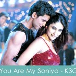 You Are My Soniya Lyrics Kabhi Khushi Kabhie Gham