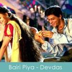 Bairi Piya Lyrics Devdas 2002