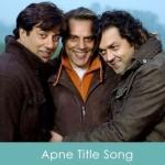 Apne Lyrics - Title Song 2007