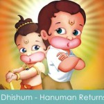 Dhishum Dhishum Lyrics - Hanuman Returns 2007