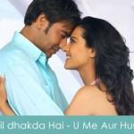 Dil dhakda Hai Lyrics - U Me Aur Hum 2008