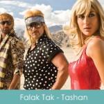 Falak Tak Chal Saath Mere Lyrics - Tashan 2008