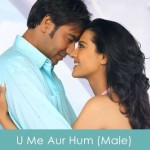 U Me Aur Hum (Male) Lyrics 2008