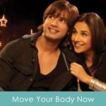 Move Your Body Now Lyrics Kismat Konnection 2008