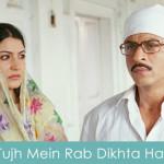 Tujh Mein Rab Dikhta Hai Lyrics Rab Ne Bana Di Jodi