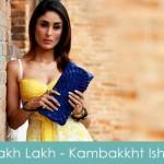 Lakh Lakh Lyrics Kambakkht Ishq 2009