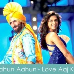 Aahun Aahun Lyrics Love Aaj Kal
