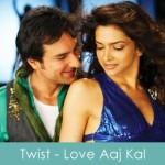 Twist Lyrics Love Aaj Kal