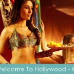 Welcome To Hollywood Lyrics Kambakkht Ishq 2009