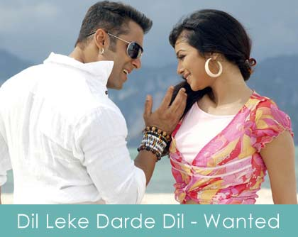 Dil leke dard e dil de gaye (full high quality video-- wanted.