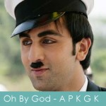 Oh By God Lyrics Ajab-Prem-Ki-Gajab-Kahani