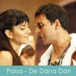 Paisa Lyrics De Dana Dan 2009