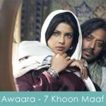 Awaara Lyrics 7 Khoon Maaf