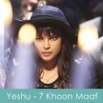 Yeshu Lyrics 7 Khoon Maaf