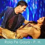 Rola Pe Gaya Lyrics Patiala House