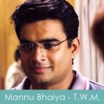 Mannu Bhaiya Lyrics Tanu Weds Manu
