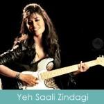 Yeh Saali Zindagi Title song lyrics