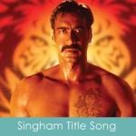 Singham Title Song Lyrics Singham