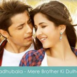 madhubala lyrics mere brother ki dulhan