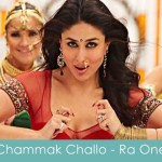 chammak challo akon lyrics ra one