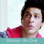 dildara dildara lyrics ra one
