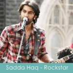 sadda haq lyrics rockstar