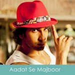 aadat se majboor lyrics ladies vs ricky bahl