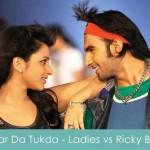 jigar da tukda lyrics ladies vs ricky bahl
