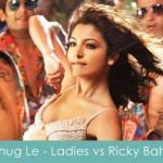 thug le lyrics ladies vs ricky bahl
