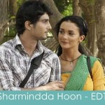 sharminda hoon lyrics ek deewana tha