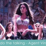 i'll do the talking tonight lyrics agent vinod