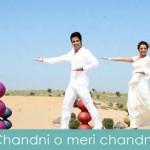 chandni oh meri chandni lyrics