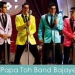 papa toh band bajaye lyrics