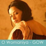 o womaniya lyrics