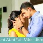 abhi abhi toh mile hain lyrics sunny leone