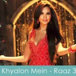 khayalon mein lyrics raaz 3