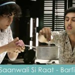 saanwali si raat lyrics