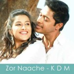 zor naache lyrics