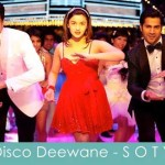 disco deewane lyrics