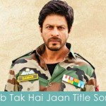 jab tak hai jaan title song lyrics