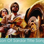 son of sardar lyrics