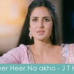 heer heer na akho lyrics