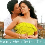 saans mein teri lyrics