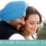 halki halki khumariya lyrics